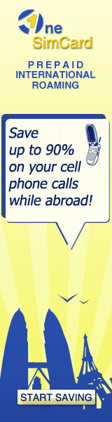 OneSimCard - prepaid international roaming, save up to 90% on your cell phone calls while abroad