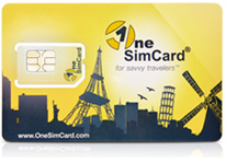 OneSimCard for business travelers