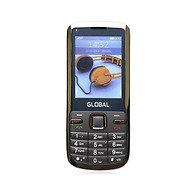 Global DMW7 Dual SIM Quad-Band GSM Unlocked International Cell Phone