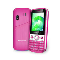 Icemobile Rock 2.4 Quad-Band GSM Unlocked International Cell Phone