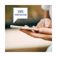 USA Phone Number for 2 step SMS verifications and alarms from the Banks and financial institutions