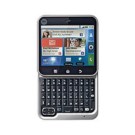 Motorola MB511 Flip-Out Quad-Band GSM Unlocked International Cell Phone Bundle For World Travel