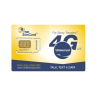 Replacement or Upgrade International SIM Card for Over 200 Countries