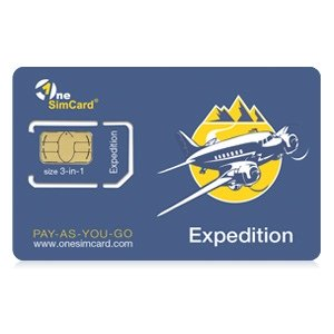 Expedition SIM Card