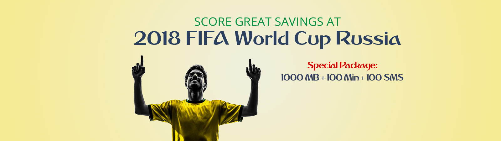 2018 Soccer World Cup Russia Sim Card