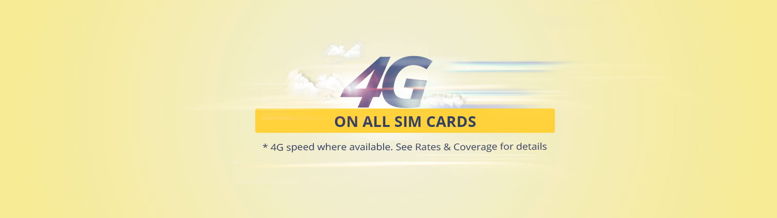 4G international roaming SIM